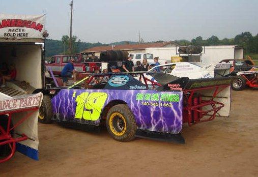Stars Naked City Ohiop Dirt Track Scenes